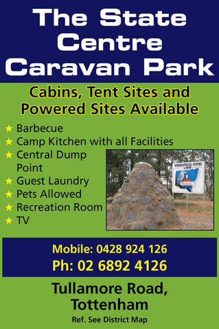The State Centre Caravan Park - Accommodation Gladstone