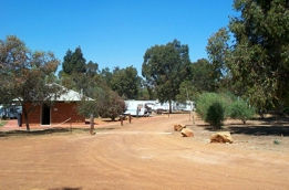 Toodyay Caravan Park - Avon Banks - Accommodation Gladstone