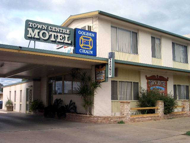 Town Centre Motel - Accommodation Gladstone