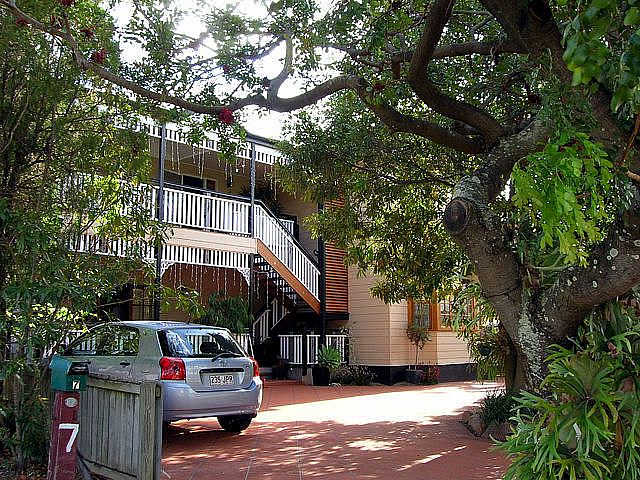 Warrawee Bed  Breakfast - Accommodation Gladstone