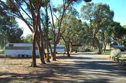 Wycheproof Caravan Park - Accommodation Gladstone