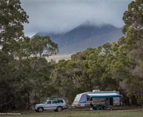 Mt Trio Bush Camp And Caravan Park - Accommodation Gladstone