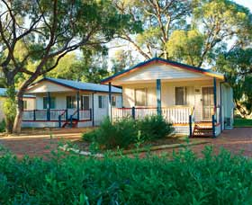 Woodman Point Holiday Park - Aspen Parks - Accommodation Gladstone