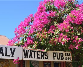 Daly Waters Historic Pub - Accommodation Gladstone