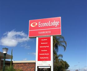 Econo Lodge Tamworth - Accommodation Gladstone