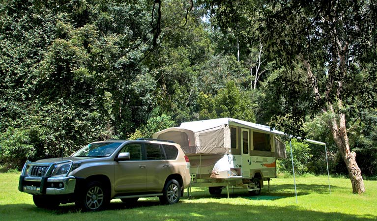 Gloucester River campground - Accommodation Gladstone