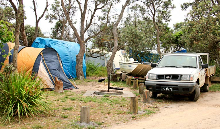 Picnic Point campground - Accommodation Gladstone