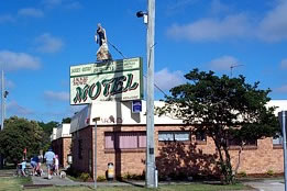 Jackie Howe Motel - Accommodation Gladstone