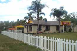 Gayndah A Motel - Accommodation Gladstone
