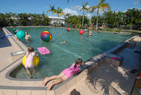 Kurrimine Beach Holiday Park - Accommodation Gladstone