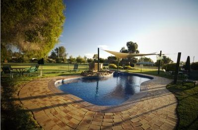 Howlong Country Golf Club Motel - Accommodation Gladstone