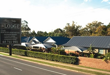 Francis Phillip Motor Inn - Accommodation Gladstone