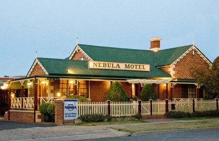Nebula Motel - Accommodation Gladstone