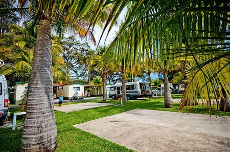 Harbour City Holiday Park - Accommodation Gladstone
