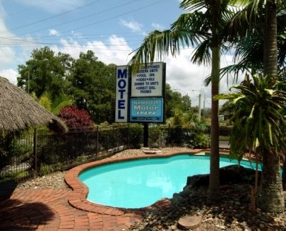 Nambour Motor Inn - Accommodation Gladstone