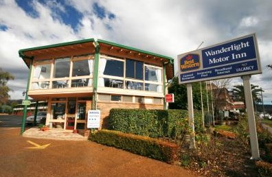 Best Western Wanderlight Motor Inn - Accommodation Gladstone
