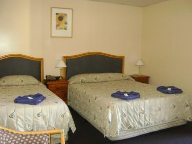 Mudgee Motor Inn - Accommodation Gladstone