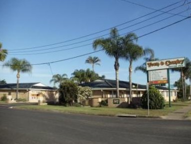 Town and Country Motor Inn Tamworth - Accommodation Gladstone