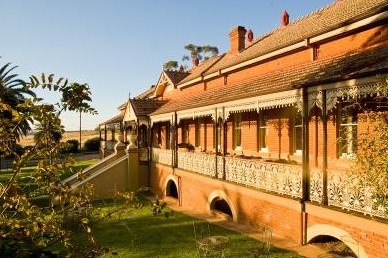 Hermitage Hill Resort And Conference Centre - Accommodation Gladstone