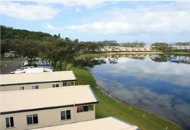 White Albatross Holiday Park - Accommodation Gladstone