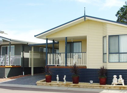 Palm Valley Motel And Home Village - Accommodation Gladstone