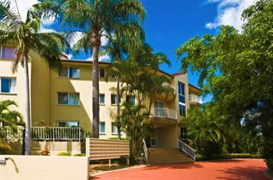 Bayview Waters Apartments - Accommodation Gladstone