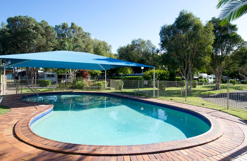 Mudjimba Beach Caravan Park - Accommodation Gladstone