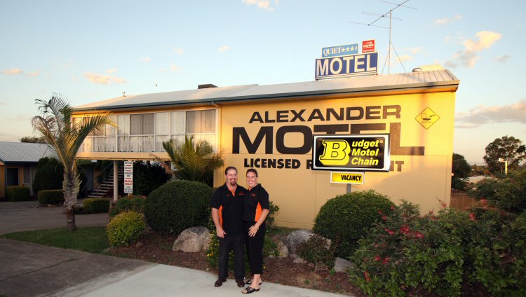 Alexander Motel - Accommodation Gladstone