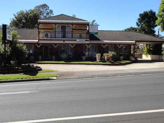 Alstonville Settlers Motel - Accommodation Gladstone