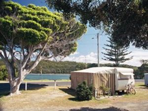 Wooli Camping  Caravan Park - Accommodation Gladstone