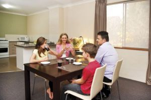 Oxley Court Apartments - Accommodation Gladstone