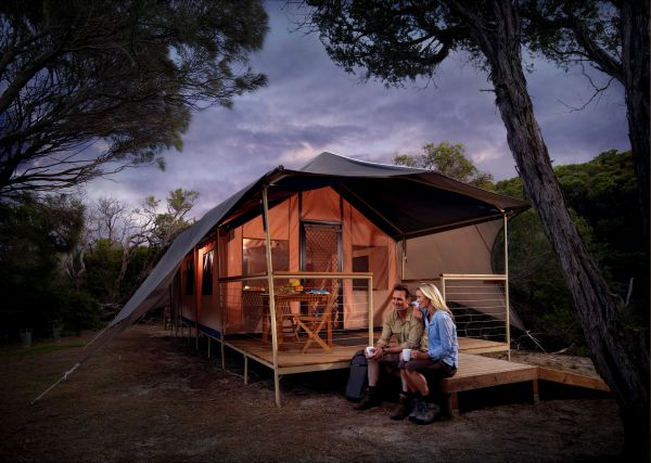 Wilderness Retreats at Wilsons Promontory National Park - Accommodation Gladstone