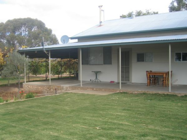 Gilgens Country River Retreat - Accommodation Gladstone