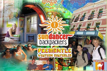 Sundancer Backpackers