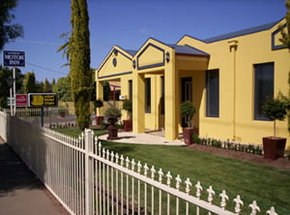Kyabram Motor Inn - Accommodation Gladstone