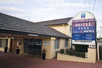 Quality Inn Country Plaza Queanbeyan - Accommodation Gladstone