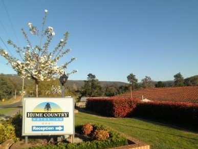 Hume Country Motor Inn - Accommodation Gladstone