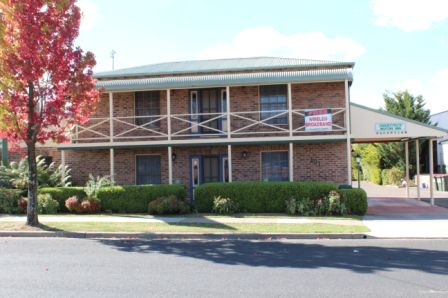 Sandstock Motor Inn - Accommodation Gladstone