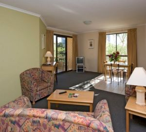 Kingston Court Serviced Apartments - Accommodation Gladstone