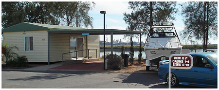 Port Pirie Beach Caravan Park - Accommodation Gladstone