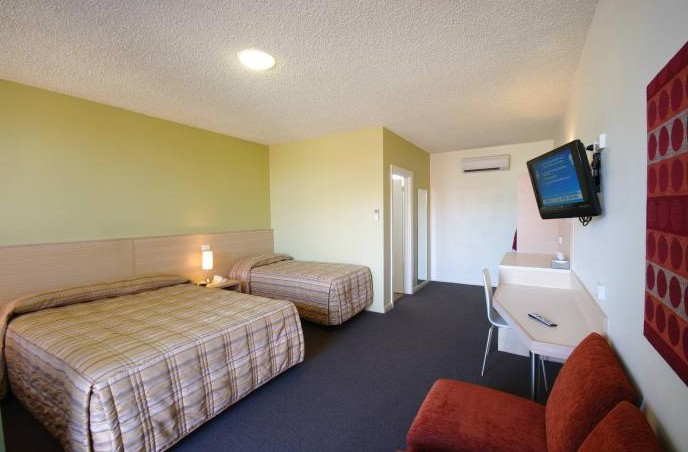 Adelaide Road Motor Lodge - Accommodation Gladstone