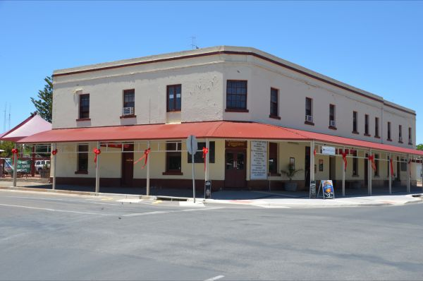 Copper Coast Hotel - Accommodation Gladstone