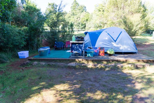 Lamington National Park Camping Ground - Accommodation Gladstone