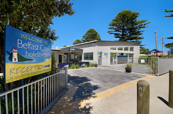 Port Fairy Holiday Park - Accommodation Gladstone