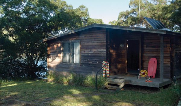 Weemalah Cottage - Accommodation Gladstone
