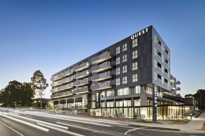 Quest Burwood East - Accommodation Gladstone