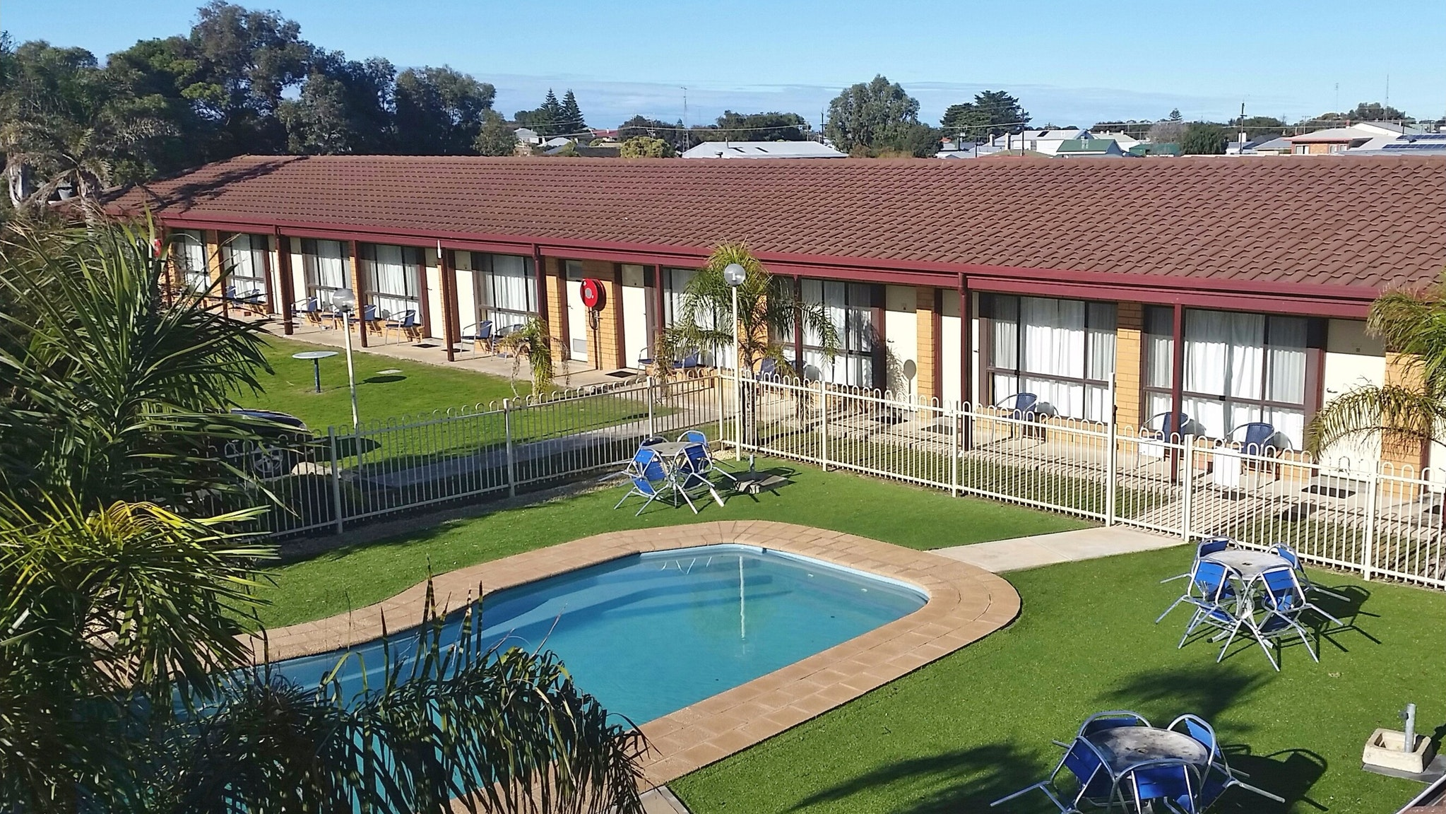 Lacepede Bay Motel  Restaurant - Accommodation Gladstone
