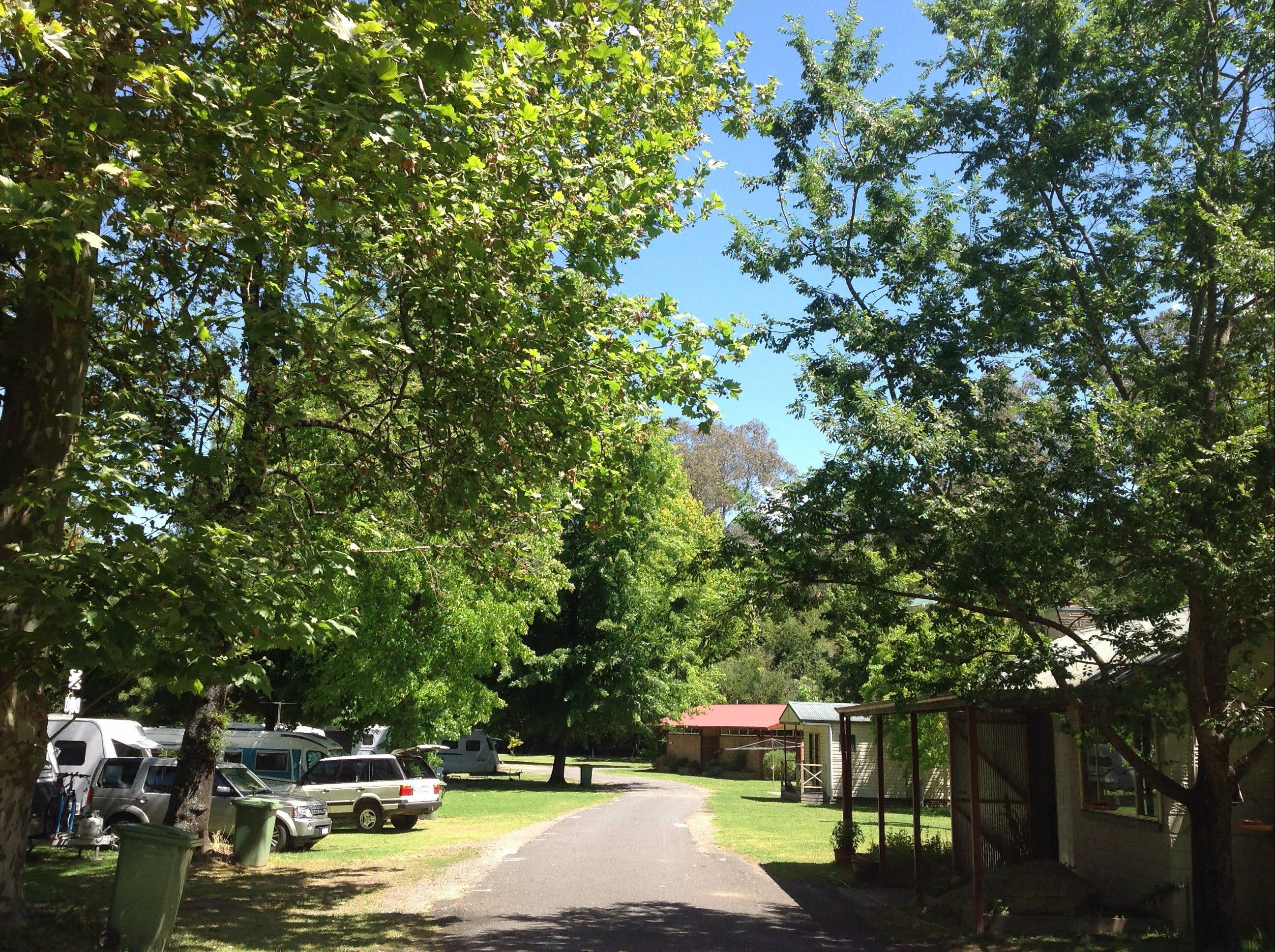 Yackandandah Holiday Park - Accommodation Gladstone