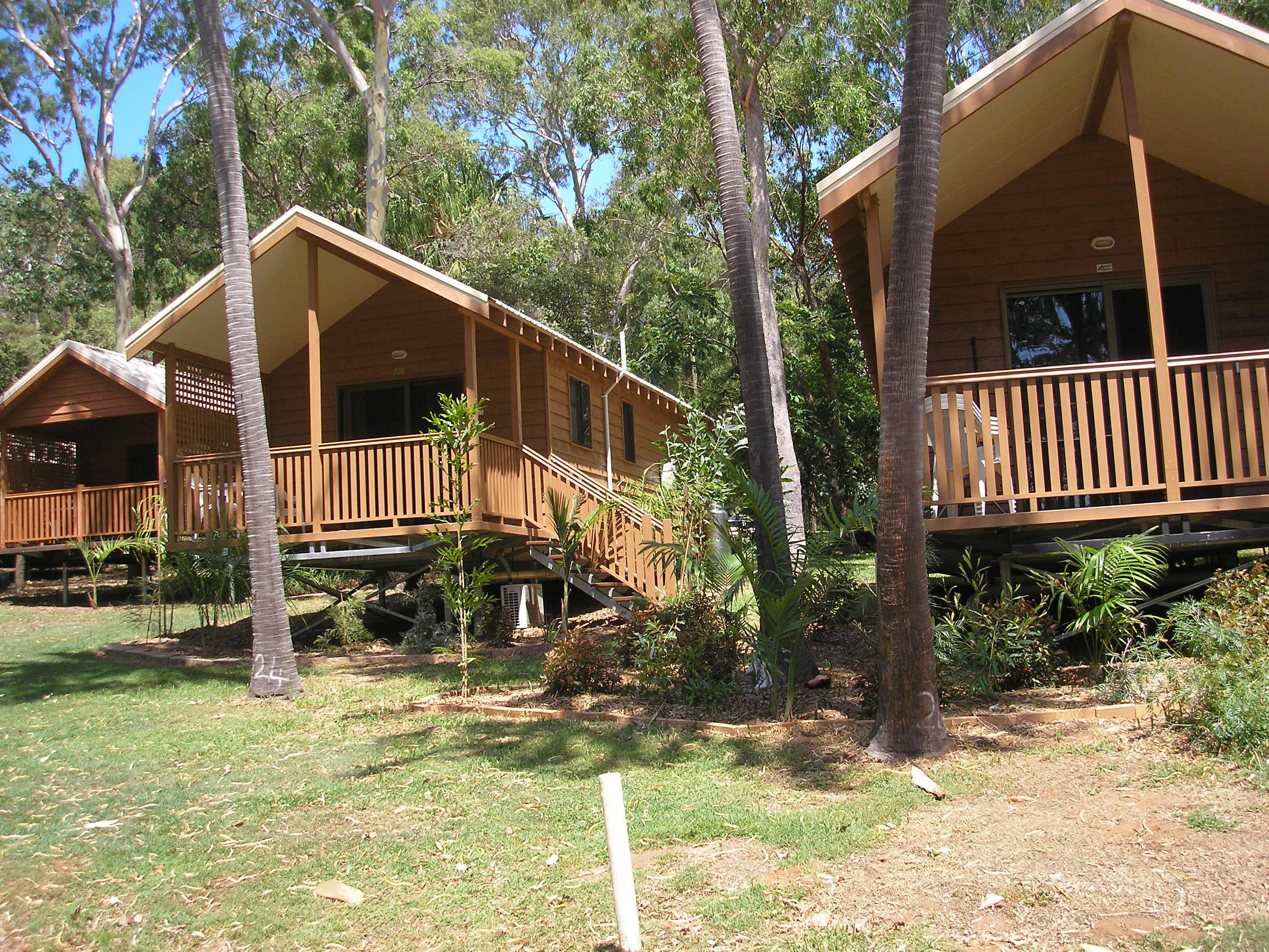 Captain Cook Holiday Village - Accommodation Gladstone