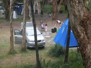 Hungry Gate campground - Accommodation Gladstone
